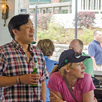 Celebrity Chef Ming Tsai